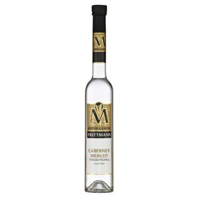 Márton és Lányai Frittmann cserszegi fűszeres szőlő Pálinka